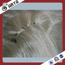 FDY, 100% Polyestergarn, 1200D Weißes Garn für Teppich und Tieback Quaste mit hoher Echtheit