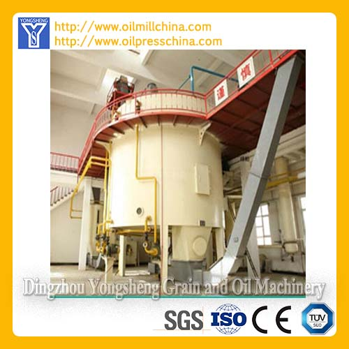 Edible Vegetable Oil Leaching Equipment