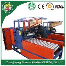 Máquinas cortadoras láser de papel de aluminio único de mejor calidad