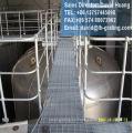 Rejilla de piso galvanizado sumergido caliente para tapa de drenaje