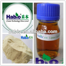 Tanning, détergent, produits chimiques de biodiesel / enzyme de lipase
