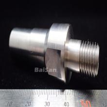 Tolérance de pièces usinée de haute précision en titane 0.006mm
