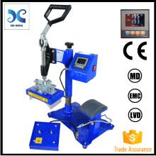 Trade Assurance Cap Hot Foil Stamping Machine Cap Digital Printing Machine Price Sublimation Printer CP3815