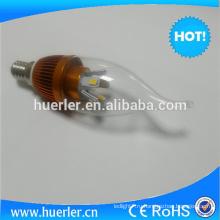 Ясный и матовый кулон свет E14 коммерческих привело подвеска освещения малых привело свечах