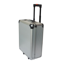 Aluminium Case & Box with Trolley