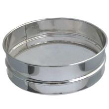 304 нержавеющая сталь мука стандартное сито образец проса порошок песчаный фильтр ультратонкий
