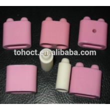 Calefacción de alúmina de cerámica Cuentas de cuerpo principal