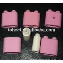 Heating ceramic alumina Main body Beads