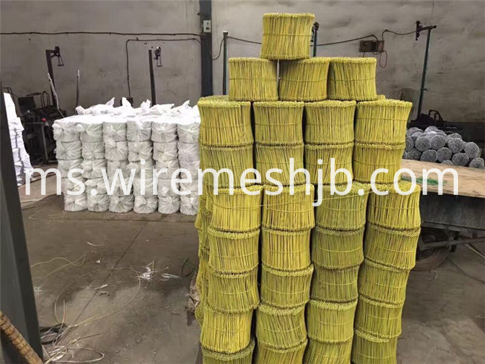 Plastic Covered Tie Wire