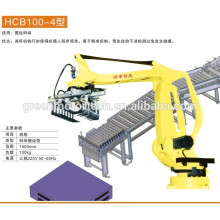 6 axis small industrial robotic arm