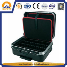 Caja de almacenaje de herramienta a prueba de choques, caja de herramientas de ABS (HF-5106)