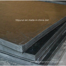 100mm Thick Rubber Sheet for Flooring in Factory