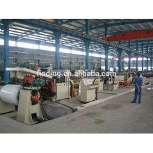 fournisseur de ligne de refendage métallique en Chine
