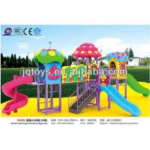 JS06902 Niños Playground plástico de la diversión (serie del juego de los cabritos)