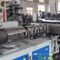 Высокое качество PP/ПЭ/PVC деревянная пластичная производственная линия профиля WPC /машина Штранг-прессования PVC