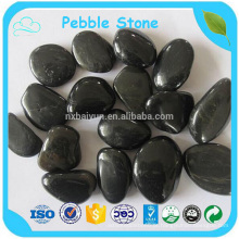 Own Factory Pure Black Pebbles Stone / Mixed Colorful Pebbles