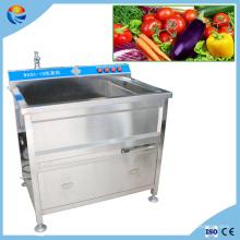 200-300кг/ч Автоматическая Коммерческая Озона фруктов и овощей стиральная машина
