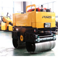 Full Hydraulic Hand Double Drum Roller Compactor For Sale