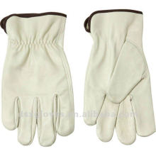 top grain deerskin driver gloves