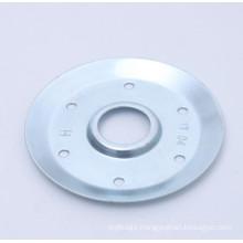 Custom zinc coated Steel Sheet Metal stamping parts Laser Cutting Parts zinc coated