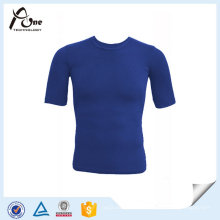 Seamless Gym T-Shirt Man Sportswear Dry Fit T-Shirt