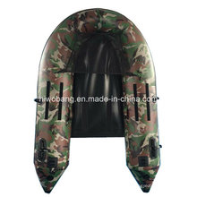 Militärische hellgrün Belly Boot Angeln