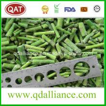 IQF Frozen Cut Green Asparagus