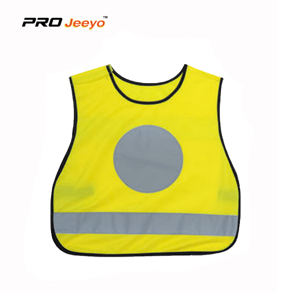 High Bright Soft Security Kids Running Vest Svc Et005