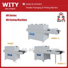 WPF-UV700 (5) Máquina de secagem UV