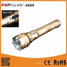 500lumen CREE Xm-L T6 alumínio tático lanterna LED