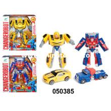 Newst Design Best elige transformadores de juguetes de plástico para bebés (050385)