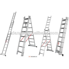 2014 adto group best price folding aluminum multifunctional ladders