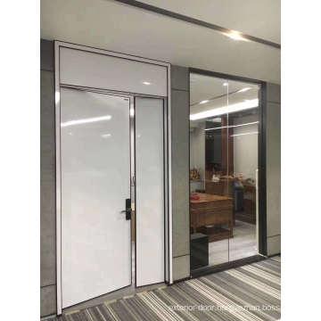 High Quality European Door, New Apartment Door, Fire Wood Door