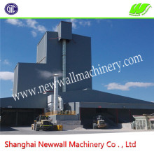 Full Automatic 40tph Dry Mortar Mixing Plant