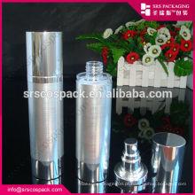 Plástico creme loção airless cosméticos bomba garrafa