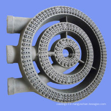 custom enameled cast iron burner