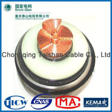 Profesional De alta calidad de alta tensión hv cable para co2 láser fuente de alimentación
