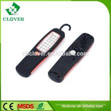Beliebte LED magnetische Arbeit Fackel Licht 24 LED magnetischen LED-Licht mit Haken