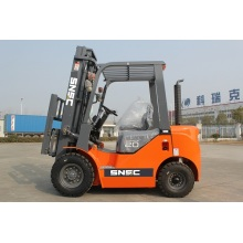Counter Balance Forklift 2T With Container Mast
