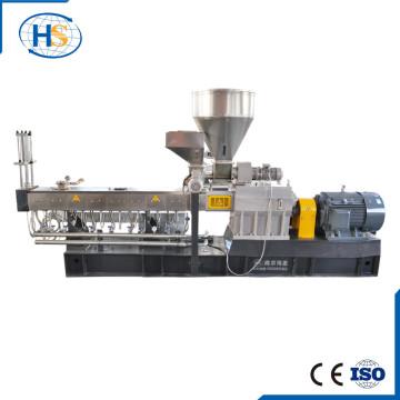 Machine d'extrusion en plastique Ce pour CaCO3 Filling Masterbatch