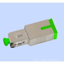 Atténuateur optique à fibre optique mâle-femelle Sc / APC