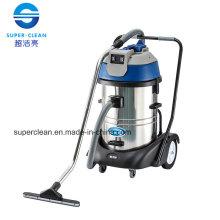 Aspirateur humide et humide de 60 litres avec base de luxe