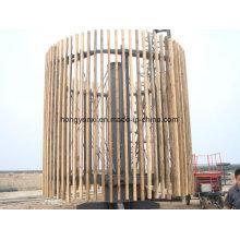 Tanque da fibra de vidro que faz a máquina - tipo vertical para o tanque de Dn3000-Dn25000mm FRP