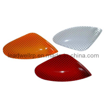 Silicone Cast/Vacuum Cast Prototype with Tint Color for Car Light (LW-02012))