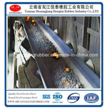Heat Resistant Conveyor Belt with High Elongation