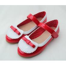 Zapatos de vestido hermosos de la princesa de la muchacha de los niños de los nuevos niños de la llegada