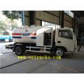 Dongfeng 5000 litros de llenado de GLP