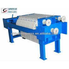 XSL630 Slurry Dewatering Small Recessed Filter Press
