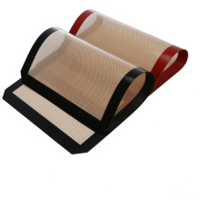 Factory Wholesale Reusable Non-stick Silicone Baking Pastry Mat