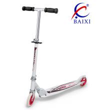 2 Wheel Stunt Plastic Adult Kick Scooter (BX-2MBC125)